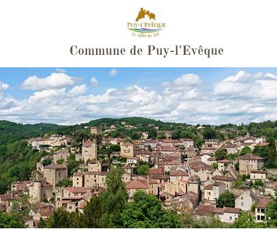 Maire Puy l'Evêque